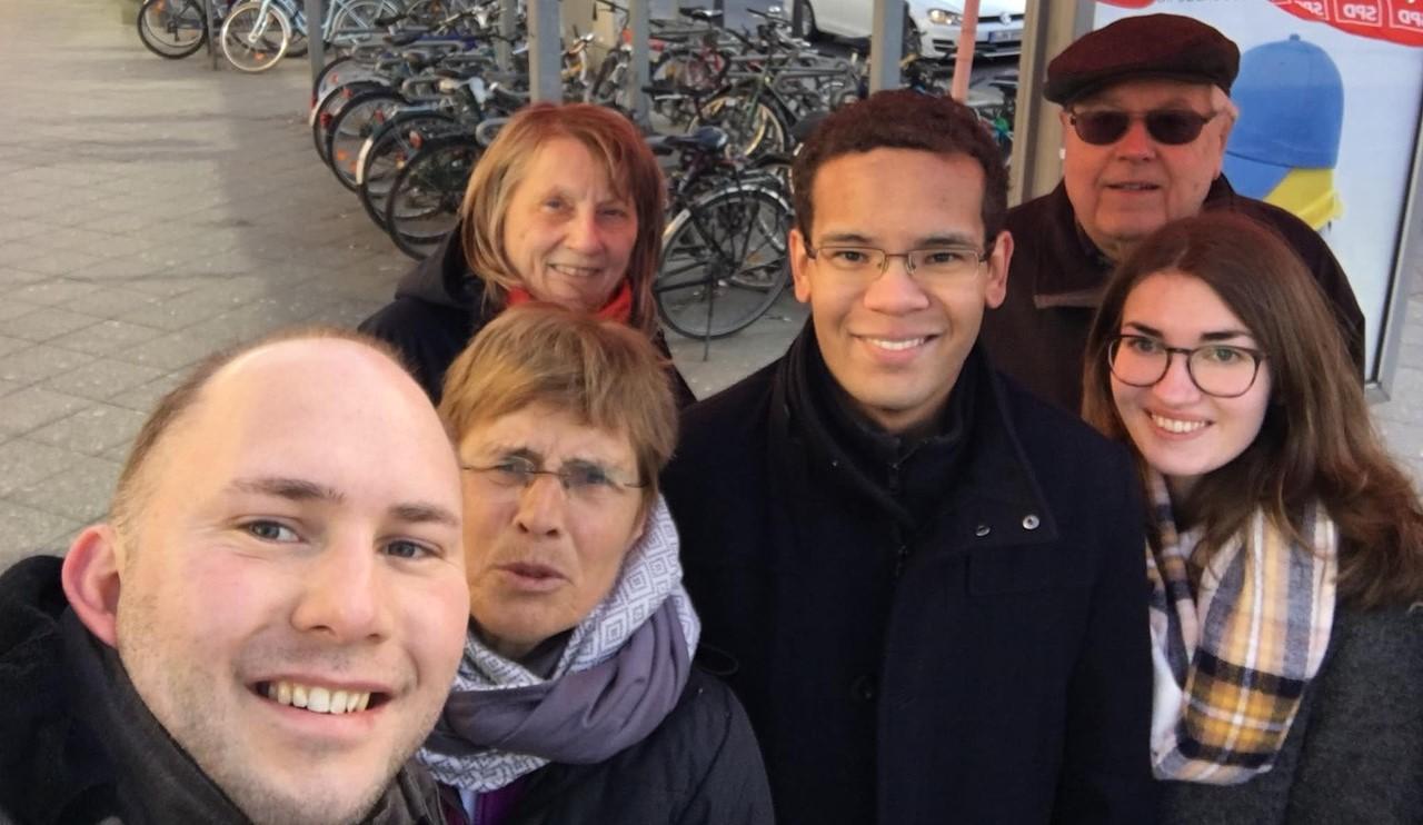 Vorstand der SPD Lübars, Waidmannslust, Wittenau